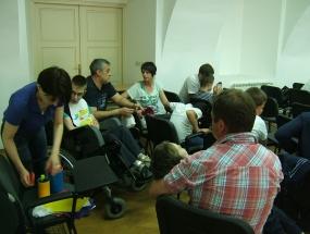 Radionica za djecu i pomoćnike