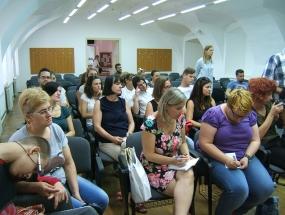 """Projekt """"Sinergijom do uspješnije zajednice"""" Bjelovar"""