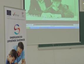 """Održana završna konferencija projekta """"Sinergijom do uspješnije zajednice"""""""